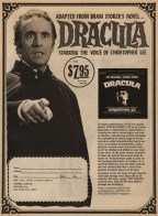 Ad from CASTLE OF FRANKENSTEIN magazine, circa the early-'70s.