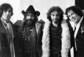 Donald Cammell, Dennis Hopper, Alejandro Jodorowsky, Kenneth Anger