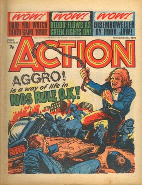 Gallery: Action Comic