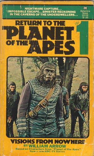 Gallery: Planet of the Apes Books