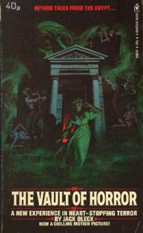 vaulthorror-novel