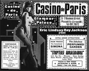 Gallery: The Casino De Paris StripteaseClub