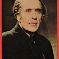 Gallery: Shock Theatre Hammer Horror Chewing Gum Cards