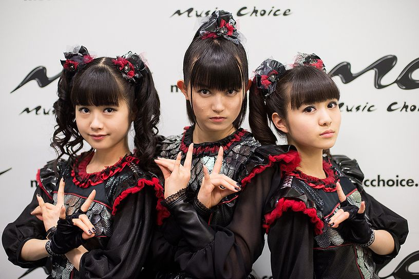 babymetal-visit-music-choice-on-april-4-2016-in-new-york-city