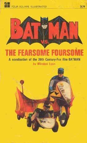 Article: The Batman Novels From 1966