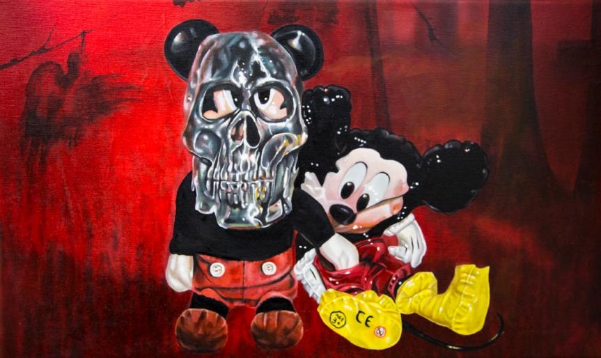 mouse-job_60-x-36-cm_oil-on-canvas-1