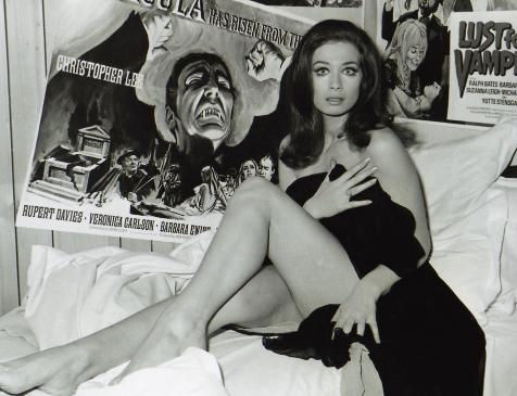 Gallery: Hammer Films Cheescake Publicity Photos
