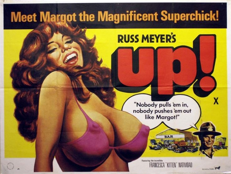 Gallery: Russ Meyer's Buxotic Poster Collection