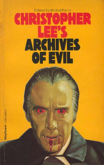 Gallery: Christopher Lee's Short StoryCollections