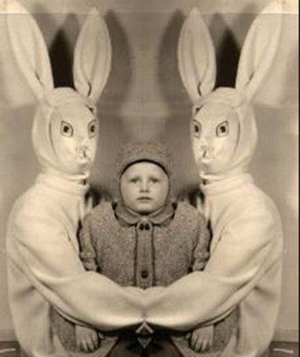Gallery: Horrific Vintage Easter BunnyEncounters
