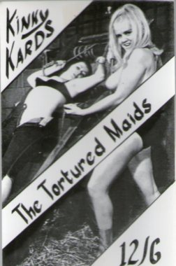 Gallery: Kinky Kards – The TorturedMaids
