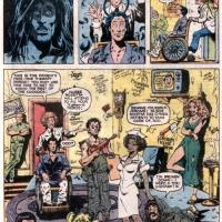 Marvel Comics Meets Alice Cooper