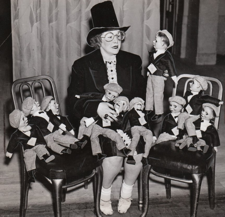 Ventriloquist Dummies FromHell