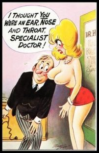5f4088600e53b1cc14f9b7594f6101b4--funny-postcards-vintage-postcards