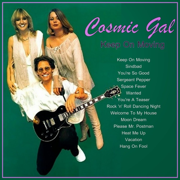 Image result for cosmic gal