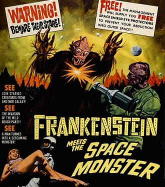 frankenstein-meets-the-space-monster