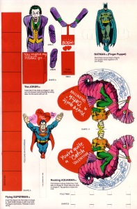 DC stickers 3