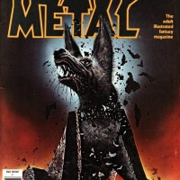 The Heavy Metal Magazine Archive