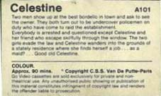 celestine-go-label
