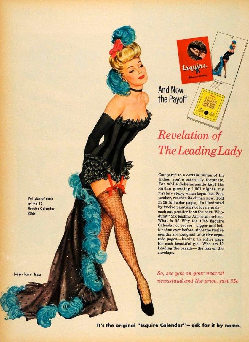 esquire-calendar-1948-ad