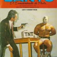El Santo - Mexico's Masked Wrestling Superhero