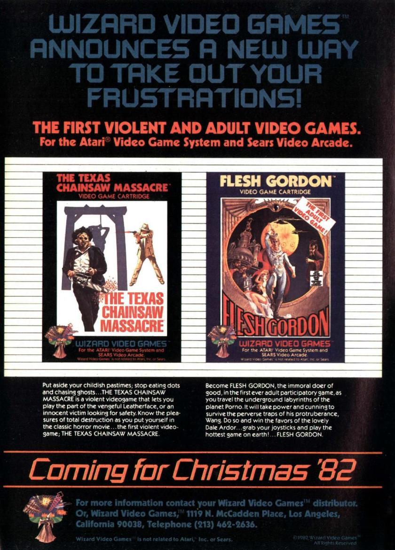 wizard-video-games-texas-chainsaw-massacre-flesh-gordon