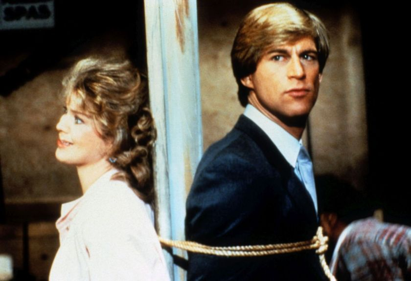 MANIMAL [US TV SERIES 1983] MELODY ANDERSON, SIMON MACCORKINDALE as Manimal