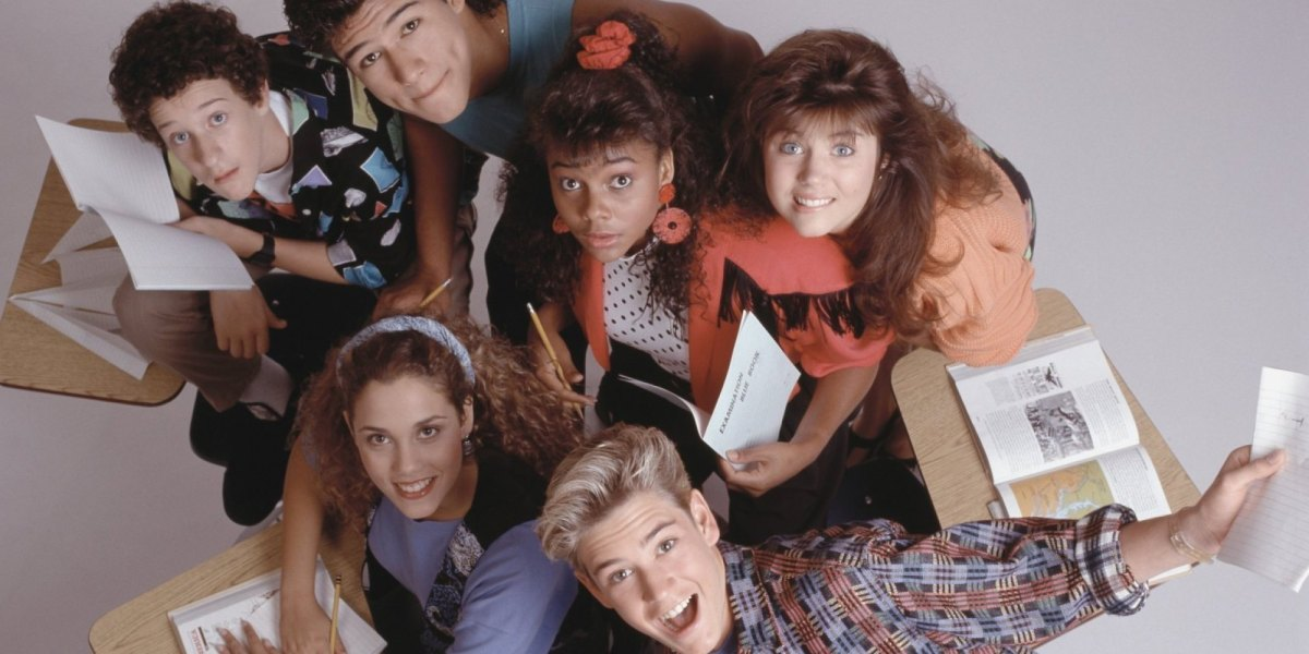 Cheerleaders, Showgirls And Dustin Diamond: Remembering Saved By The Bell