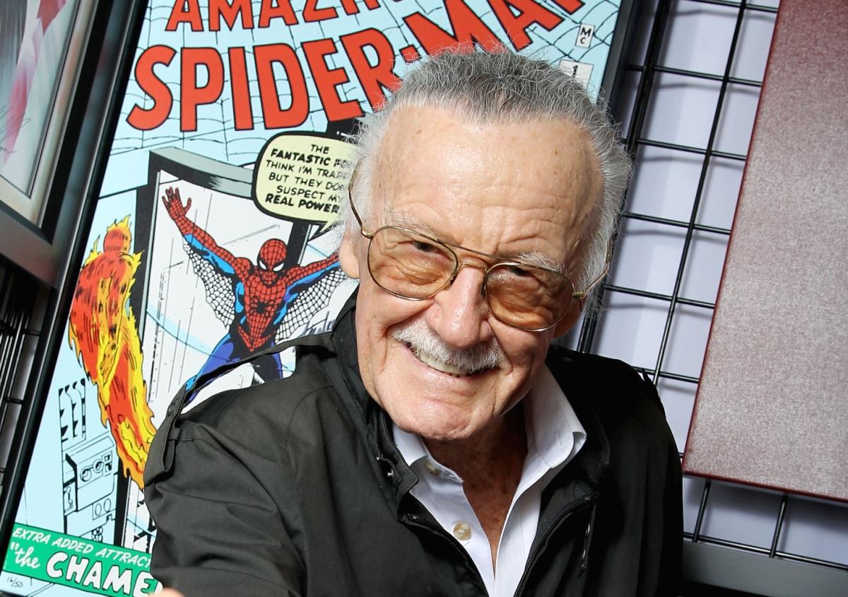 Stan Lee 1922 - 2018