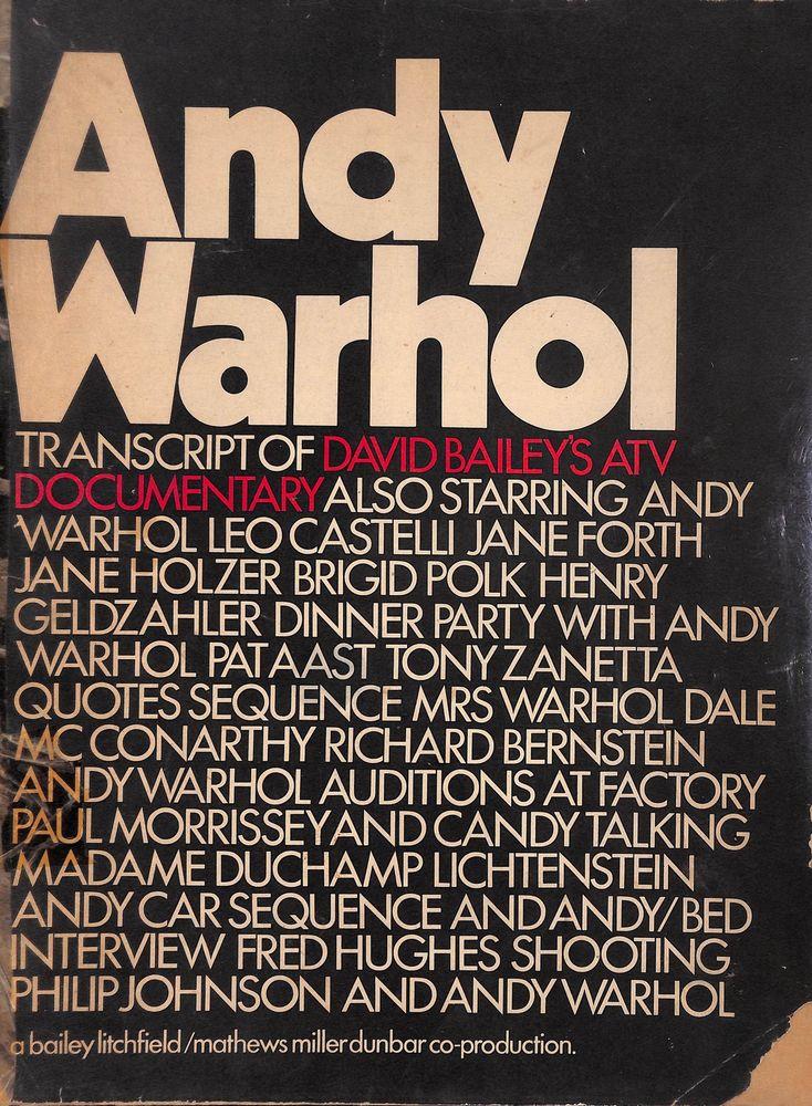 bailey-warhol-book
