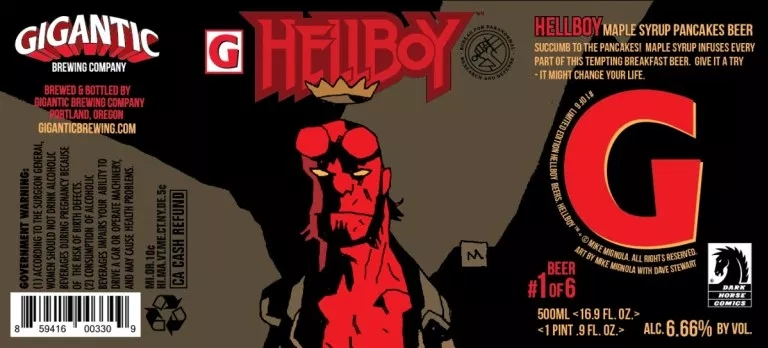 Hellboy-Gigantic-Brewing-Company-maple-syrup-pancakes-beer