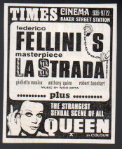 la-strada-the-queen-ad