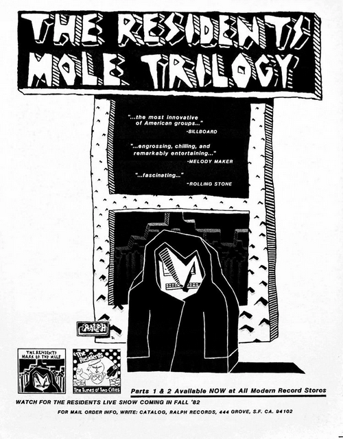 residents-mole-trilogy-ad