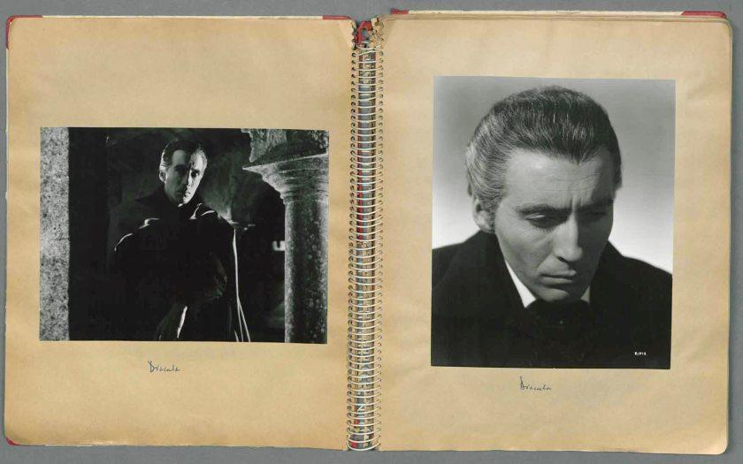 The Horror of Dracula AKA Dracula_1958_credit_Hammer Film Productions UK